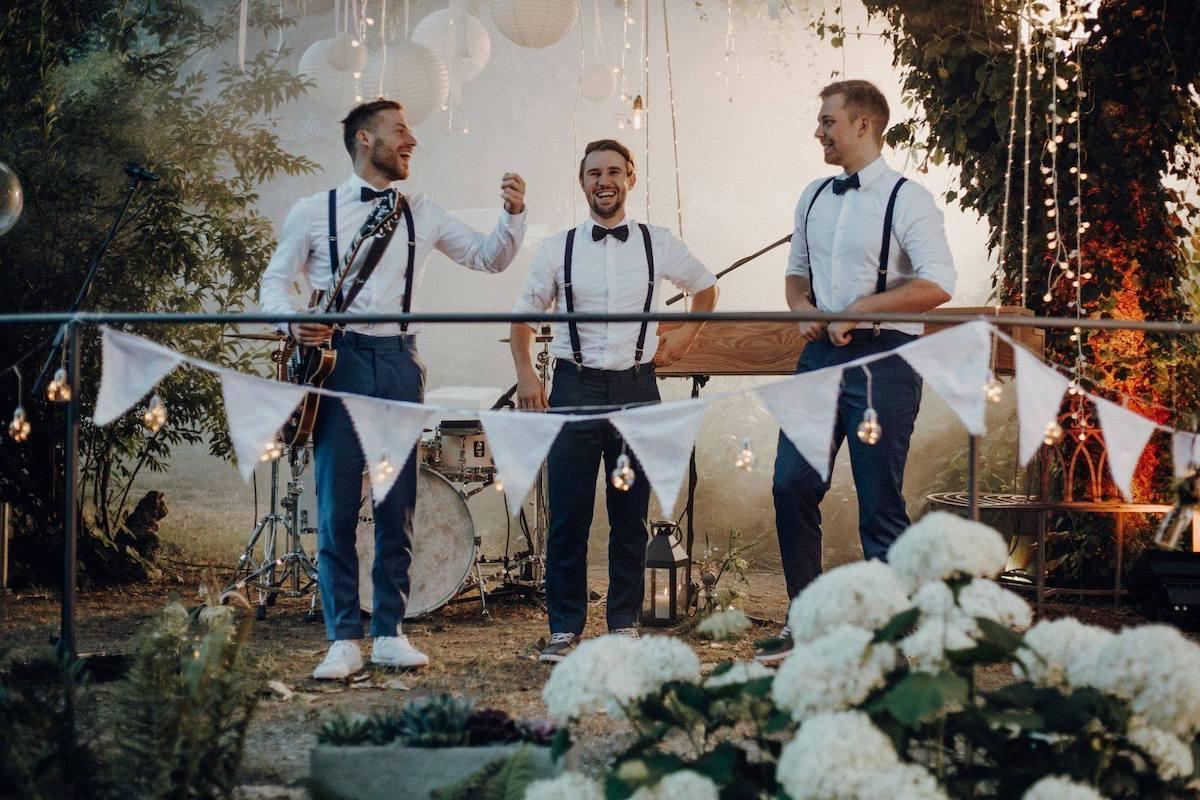 Hochzeitsband Augsburg Sound Express Partyband Band